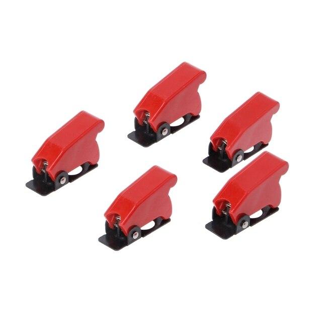 5 шт/лот защитная пластиковая крышка для переключателя Защитная