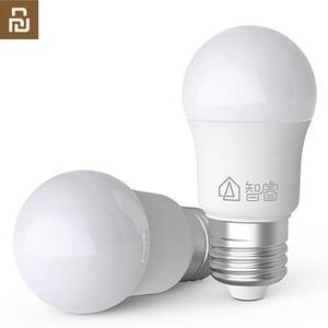 Image 1 - Youpin ZHIRUI 5WหลอดไฟE27 6500K 500lumสีขาวหลอดไฟLEDสำหรับชุดโคมไฟหลอดไฟ