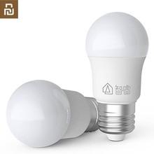 Youpin Zhirui 5W Lamp E27 6500K 500lum Witte Kleur Led Lamp Licht Voor Thuis Kit Lamp Licht Lamp