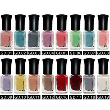 Nagellak Glossy Glans Afwerking Nagels Polish voor Vrouwen Meisjes Nail Art DIY Decoratie OA66(China)