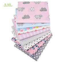 Sheep Series,Printed Twill Cotton Fabric,Patchwork Clothes For DIY Sewing Quilting Baby&Child's Bedclothes Material