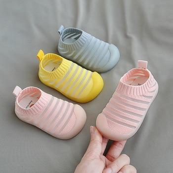 Chaussures d'été pour bébés filles et garçons | Chaussures de plein air respirantes et de haute qualité, en filet, antidérapantes, 2020 1