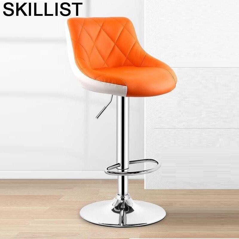 Moderno Sandalyesi Stuhl Stoelen Fauteuil Taburete Hokery Para Barra Barkrukken Stool Modern Silla Tabouret De Moderne Bar Chair