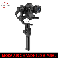 IN STOCK! Moza Air 2 3 Axis Camera Stabilizer for DSLR Mirrorless Camera Canon 5D2/3/4 AIR2 vs Feiyu AK4000 DJI Ronin S