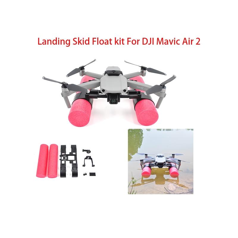 Mavic Air 2 Landing Skid Float Kit For DJI Mavic Air 2 Drone Landing On Water Parts