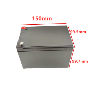Image 5 - Replace 12v 12a Lead Acid Battery Case for Electric Sprayer UPS Solar Power Li Ion Special Plastic Box HENGCHANG Dropshipping