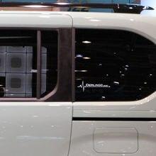 2 шт., виниловые автомобильные наклейки для Citroen Berlingo