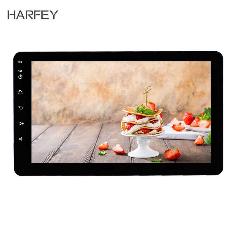 """Harfey ユニバーサル Android8.1 ナビ車の Gps 8 """"HD 2Din Autoradio ステレオ日産トヨタ起亜 RAV4 ホンダ VW 現代ヘッドユニット"""