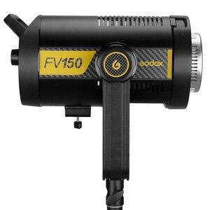 Image 5 - Godox FV150 150 واط FV200 200 واط عالية السرعة مزامنة فلاش مصباح ليد مع المدمج في 2.4 جرام استقبال لاسلكي + Xpro التحكم عن بعد Godox