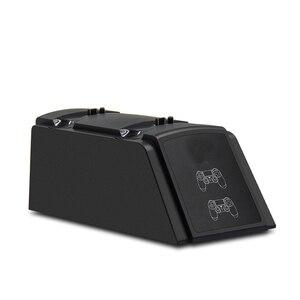 Image 3 - Stacja ładująca kontrolera SeenDa do konsoli PS4 podstawka ładująca stacja dokująca do kontrolera Sony Playstation 4 PS4 / PS4 Pro /PS4 Slim
