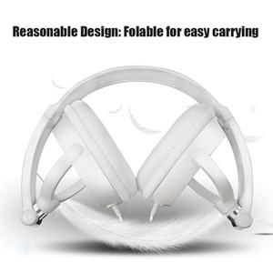 Image 3 - Écouteurs filaires HIFI stéréo PC, 3.5mm, casque de musique Gamer, micro HD, pour mobile, xiaomi, iphone, samsung, ordinateur portable, tablette