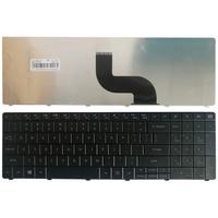 EUA Teclado Do Portátil para Packard Bell Easynote TE69KB TE69HW LE69KB Q5WPH Q5WT6 LE11 teclado preto Inglês