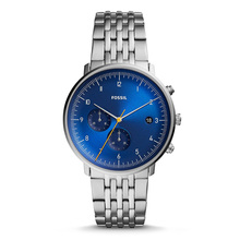 FOSSIL CHASE TIMER Chronograph Wristwatch Mens with Stainless Steel Watches top brand luxury FS5542P