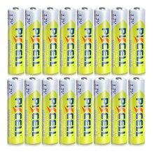 16 Stks/partij Pkcell 1.2V 1000Mah Nimh Aaa Oplaadbare Batterij Ni Mh 3A Batterijen Aaa Battria Hoge Energie Voor Zaklamp speelgoed