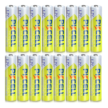 16ピース/ロットpkcell 1.2v 1000mahのニッケル水素aaa充電式バッテリーニッケル水素3A電池aaa battria高エネルギー懐中電灯おもちゃ