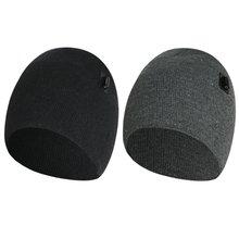 Мужская и женская зимняя шапка с электрическим подогревом usb
