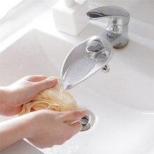 Аксессуары для ванной, кухни, ванной комнаты, расширитель для смесителя, для малышей, для детей, устройство для мытья рук, Детская направляющая для раковины, удлинитель для смесителя