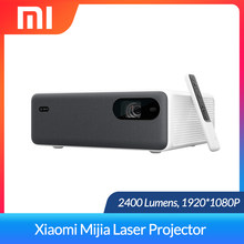 Xiaomi Mijia Laser Projector 2400 ANSI Lumens 1920*1080P Full HD Projector Home Cinema Beamer Android Wifi MIUI TV Projector