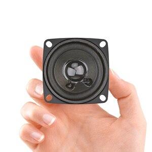 Image 5 - AIYIMA 2 pièces 4 pouces Portable gamme complète haut parleur pilote 8Ohm 5W Audio haut parleurs colonne pour bricolage Home son cinéma