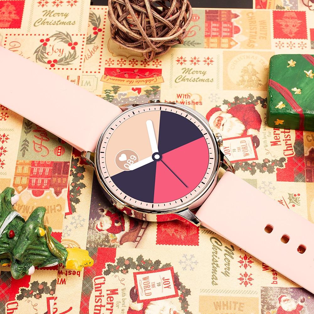 Hdd691543350943e2a7ae972ed914505aO COLMI V23 Women Smart Watch Full Touch Fitness Tracker IP67 Waterproof Blood Pressure Smart Clock Men Smartwatch