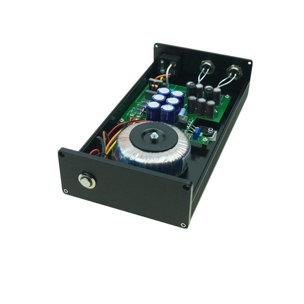 50 w dc 12 v 3.5a linear regulador de tensão de alimentação baixo nível de ruído atualizar psu para opção de áudio: dc 5 v 9 v 15 v 18 v 19 v 22 v 24 v - 4