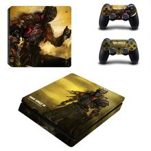 Dark Souls PS4 Slim Skin Sticker For Sony PlayStation 4 Console and Controllers PS4 Slim Skin Sticker Decal