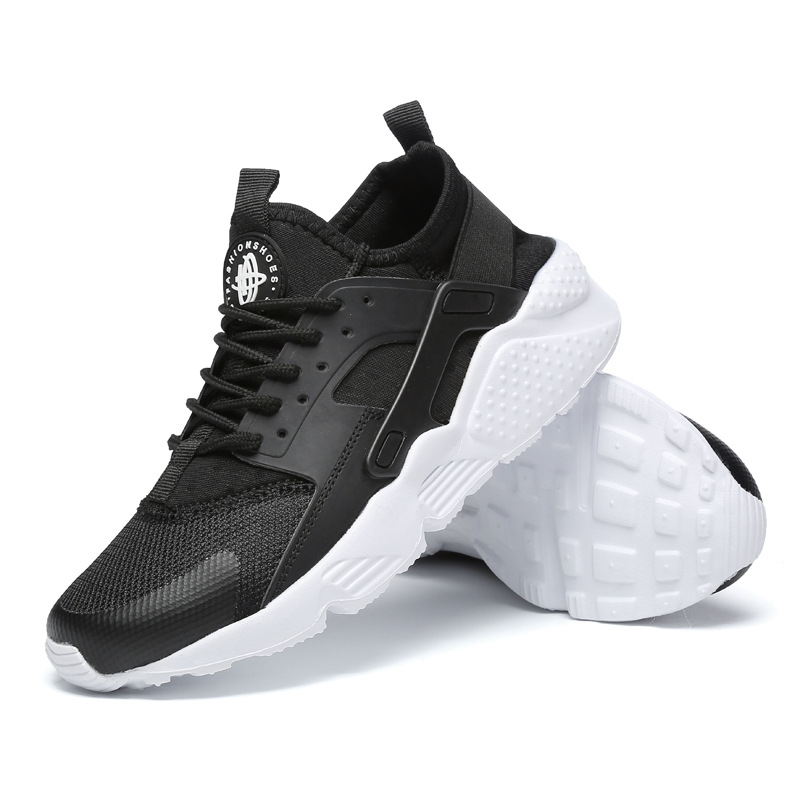 New sneakers running jogging walking shoes men fashionable active big size 46 platform sports athletic gym shoes for women plus
