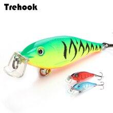 VTAVTA أسماك الصيد السحر المتذبذب العائمة 7 سنتيمتر 9g Crankbait الصلب إغراء أسماك الطعم الاصطناعي الصيد معالجة Swimbait