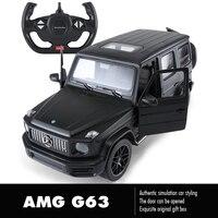 Rastar RC Car 1:14 AMG G63 SUV Remote Control Toys Car Radio Control Machine Model Electric Car Toys for Boys Christmas gift