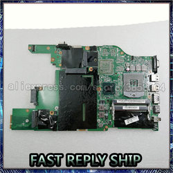 SHELI laptopa płyta główna 04W0398 48.4MI04.021 dla Lenovo Thinkpad krawędzi E520 DDR3 HM65 GMA HD 3000 DDR3