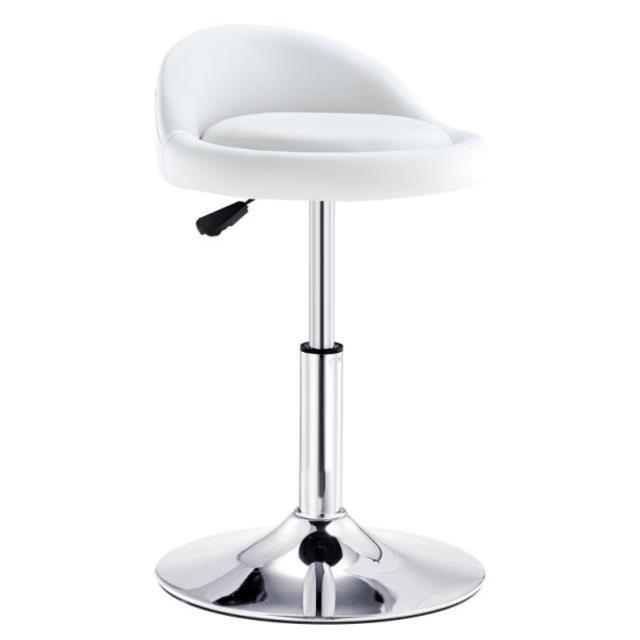 Bar Chair Modern Simple Bar Chair Lift Swivel Back Chair Domestic High Stool Bar Manicure Round Stool