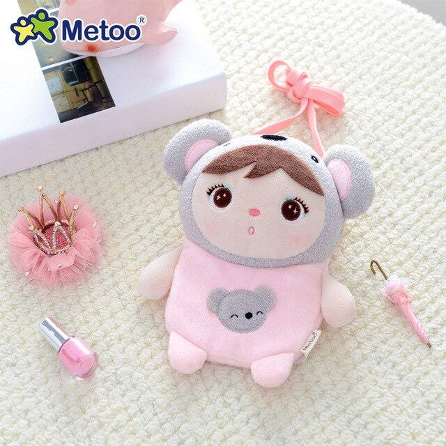 Плюшевый Рюкзак Metoo Doll