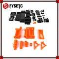 3D Drucker PLA Erforderlich PLA Kunststoff Teile Set Gedruckt Teile Kit Für Prusa i3 MK2.5S MK3S MMU2S Multi Material 2S Upgrade Kit