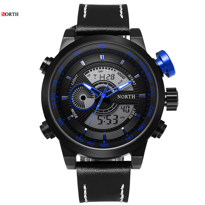 Image 5 - Digital Sports Watches for Men High Quality Fashion Simple Sports Wristwatches Male Military Watches Alarm Clock Digital Watches-in Digital Watches from Watches