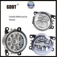 цена на free h11 bulbs FOG LAMP For Citroen C4 C5 C6 C-Crosser JUMPY Box Xsara Picasso N68 1999-2015 best quality