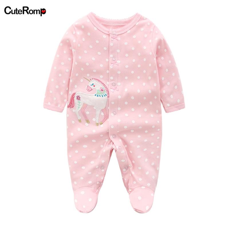 OCEAN-STORE Toddler Baby Kids Girls 6 Months-5T Thick Polka Dot Print Princess Dress Warm Clothes Tops