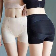 Pantalon moulant taille Super haute sans couture pour femme, vêtement amincissant pour récupérer la gaze après l'accouchement