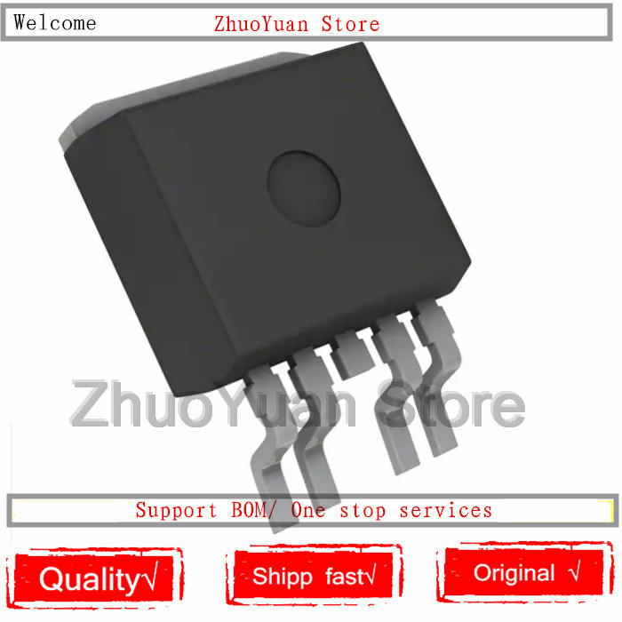 1PCS/lor New Original BTS412B2 BTS412B BTS412 TO-263 IC Chip
