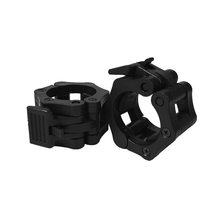 2pcs 50mm Barbell Collar Lock Dumbell Clips Clamp Weight lif