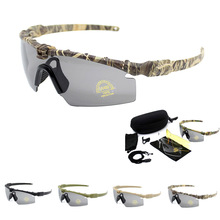 Sport Polarized Tactical Glasses Military Goggles Army Sunglasses