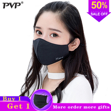 PVP 1Pcs Fashion Rabbit Face Mouth Mask Anti Dust Filter Windproof Mouth-muffle Bacteria Proof Flu Masks Care Reusable