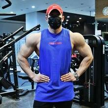 Повседневные спортивные дышащие свободные жилеты для фитнеса