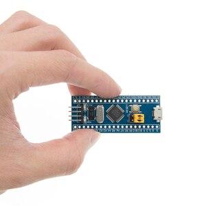 Image 5 - 10 قطعة/الوحدة STM32F103C8T6 ARM STM32 الحد الأدنى تطوير نظام مجلس وحدة