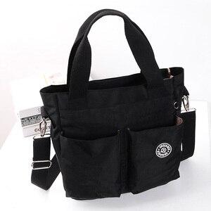 Image 1 - Nuovo arriva moda casual in nylon impermeabile sacchetto del messaggero della spalla #6371