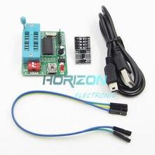 Riginal MINI PRO TL866 II Plus USB Universale Programmatore di EEPROM FLASH con SIM Card E Adattatori di Alta auto diagnostica