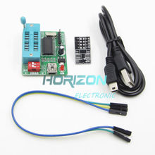 Riginal MINI PRO TL866 II Plus programador USB Universal EEPROM FLASH con adaptadores de diagnóstico de coche alto
