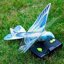 RC Animals Remote control flying bird toy RC Airplane 2.4 GHz Remote Control Flying Birds Electronic Mini Drone Toys PVC+foam недорого