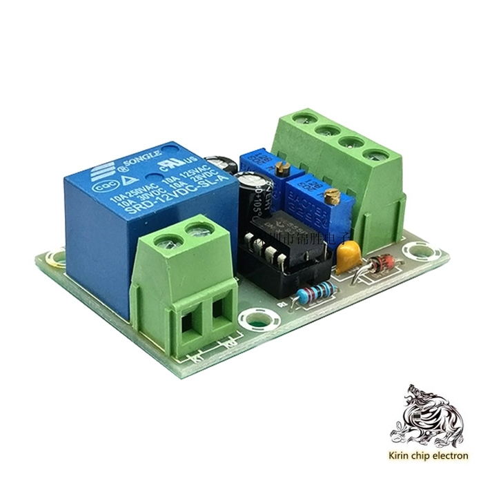 2pcs / Lot Xh-m601 Battery Charging Control Board 12V Intelligent Charger Power Control Board Automatic Charging Power Failure