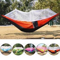 New Portable Outdoor Mosquito Net Outdoor Hammock Multi Purpose Anti Mosquito Nylon Hammock Camping Mosquito Net For Travel