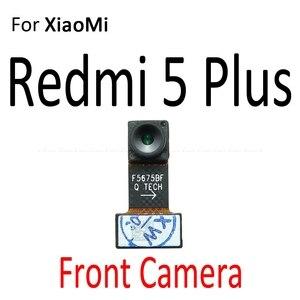 Image 4 - אחורי עיקרי חזית מול מצלמה להגמיש כבל עבור Xiaomi Mi 5S Redmi 5 בתוספת הערה 5A 5 פרו חזרה גדול קטן מודול סרט